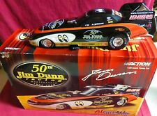 AL HOFFMAN, 1/24 ACTION 2000 FUNNY CAR, 50TH ANNIVERSARY OF MOONEYES, JIM DUNN