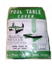 POOL TABLE COVER TO FIT 9 FT TABLE