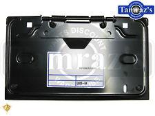 65 - 68 GTO Rear License Plate Bracket Gas Fuel Door