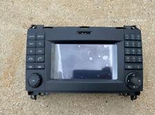 2011-2018 Mercedes Sprinter OEM 2500 Radio Unit Front Bluetooth Nav Reciever
