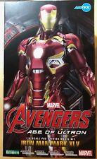 Kotobukiya Avengers Iron Man 45 1/6 Scale ArtFX Statue New