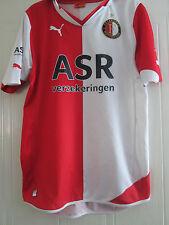 Feyenoord 2010-2011 Home  Football Shirt Small /40523