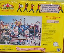 "HO TRAIN IHC CIRCUS CARNIVAL RIDE ""BREAK DANCE"" * MIB *"