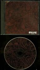 Rue self titled CD 2003 Stoner Sludge private indie s/t same Shifty Records