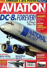 Aviation News 2012 January Tornado,DC-8,Davis Monthan,Embraer,Spitfire
