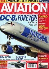 Aviation News Magazine 2012 January Tornado,DC-8,Davis Monthan,Embraer,Spitfire