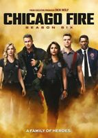Chicago Fire: Season Six [New DVD] Boxed Set