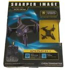 New/Sharper Image toy Rechargeable 2.4GHz DX-1 MICRO DRONE Gyroscopic Technology