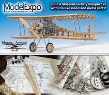 Model Airways Nieuport 28 Rickenbacker 1:16 Scale Airplane Model Kit (MA1002)