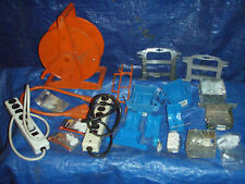 Electrical miscellaneous lot.#2.Used.local pick up.Atlanta, Ga.