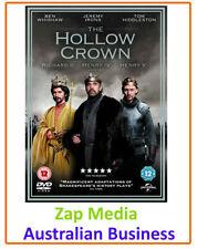 Jeremy Irons Drama Box Set DVDs & Blu-ray Discs