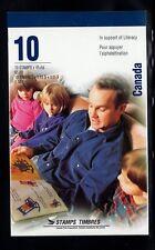Canada 1996 Literacy booklet (Scott #B13  Unitrade #BK193) VFMNH CV $15.00