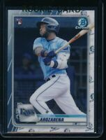 RANDY AROZARENA 2020 Topps Bowman Chrome Prospects Tampa Bay Rays Rookie Card RC