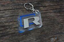 Schlüsselanhänger für VW Volkswagen R Line pendant Keychain car auto gift