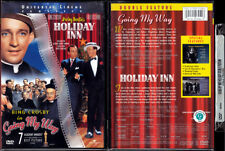 DVD Bing Crosby GOING MY WAY + Irving Berlin HOLIDAY INN classic US R1 OOP NEW
