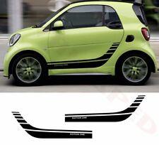 Adesivo Portiere Smart 453 One Edition Brabus 2/4 Porte
