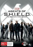 Marvel's Agents Of SHIELD S.H.I.E.L.D Season 3 : NEW DVD