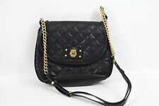 MARC JACOBS ' The XL Single' Large Black Quilted Bag MSRP $895 Plus tax