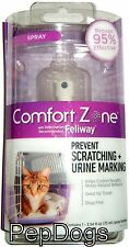 Comfort Zone with Feliway 75 ml Spray Cat Feline Stress Behavior Scratch Relief