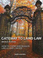 Gateway to Land Law by Nicola Jackson (Paperback, 2012)