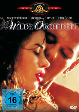 WILDE ORCHIDEE - Mickey Rourke. Carré Otis, J. Bisset - DVD*NEU*OVP
