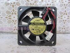 ADDA AD0624HB-A70GL 24V DC FAN HI SPEED 24.4 CFM 60MM BALL BEARING #M488 QL