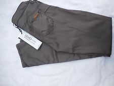 Pantalone Bottom Up Liu Jo, Tg. 29, colore grigio/viola
