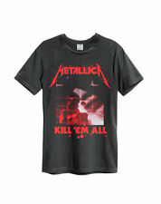 Amplified Metallica Watching You Mens T Shirt 2xl