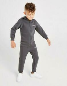 New McKenzie Boys' Essential Full Zip Tracksuit from JD Outlet