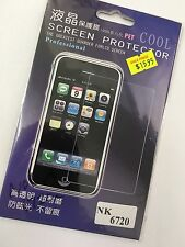 Screen Guard Protector - Clear for Nokia 6720 SCG4406 Brand New & Sealed in pack