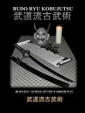 Budo Ryu Kai Kobujutsu DVD #4 - Sojutsu & Iaijutsu - Ninja, Ninjutsu, Ninpo