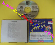 CD QUEI ROMANTICI SCATENATI ANNI 50 Heartbreak Hotel QRSAC 36B COMPILATION(C30)