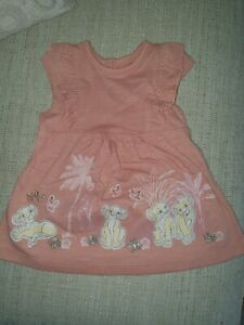 Baby Girl Lion King Dress First Size