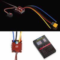 Hobbywing QUICRUN WP1080 Waterproof Rock Crawler Brushed ESC (2-3S) w/ LED Box