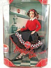 Coca Cola 1999 Collectors Edition The 50's Second Series Barbie