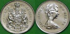 1978 Canada Round Jewels Half Dollar Graded as Brilliant Uncirculated
