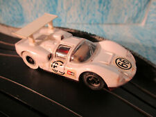 Vintage Original Tyco Pro Chaparral 2F T Jet Race Track Set Slot Car