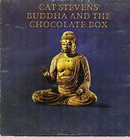 Cat Stevens Vinyl LP A & M Records, 1973  SP-3623, Buddha and the Chocolate Box