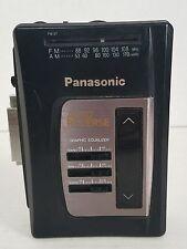 Vintage Panasonic Walkman AM/FM Radio Personal Cassette Player RQ-V151 - Tested