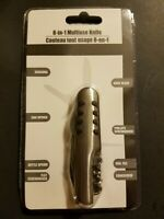8-IN-1Multiuse Knife couteau tout usage 8-en-1