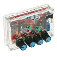 Professional ICL8038 Function Signal Generator Sine Triangle Kit NEW Wave K7S9
