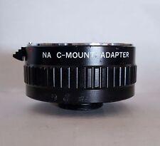 Nikon Leica Olympus Zeiss SLR C-mount Camera Microscope Coupler Adapter