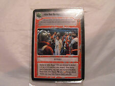 STAR WARS CCG THIRD ANTHOLOGY 3 SEALED SET OF 6 CARDS