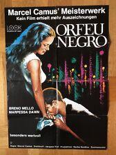 Orfeu Negro (Kinoplakat '72) - Breno Mello / Marpessa Dawn