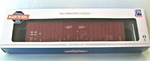 Athearn Ho 60' Gunderson Double Dr Boxcar #ATH75267 GACX Lease SOLD OUT NIB