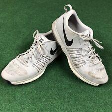 c0eedc873e Nike Air Max Effort TR Training Shoes Gray Black Flywire Mens Size 14  705353-002