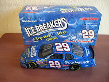 2004 Kevin Harvick #29 GM Goodwrench / Licquid Ice Chevy 1/24 Action