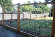 Galvanized Welded Wire Mesh Panel 1.2 m*2.4m*100 mm*100mm*4mm,$21/Sheet