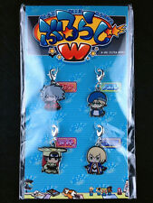 BlazBlue Radio W Metal Charm set official Arc System Works C80 Limited 1 New
