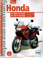 Buch Reparaturanleitung Honda XL 600 V / XL 650 V Transalp ab Bj. 1997 Band 5242